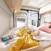 Roadcar R540 spálňa
