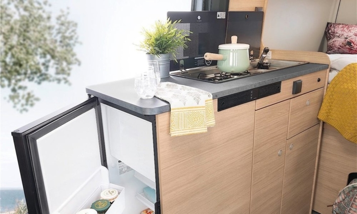 Roadcar R540 kuchyňa