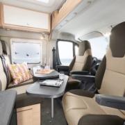 Roadcar R540 miesto na sedenie