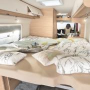 Roadcar 640 spálňa