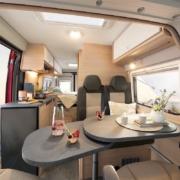 Roadcar 640 obývacia časť