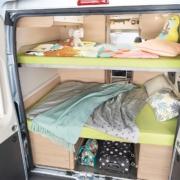 Roadcar R601 postele