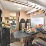 Roadcar R601 obytný priestor